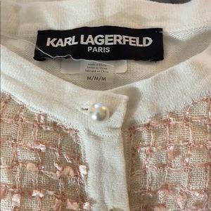 Karl Lagerfeld Sweaters - Karl Lagerfeld Cardigan
